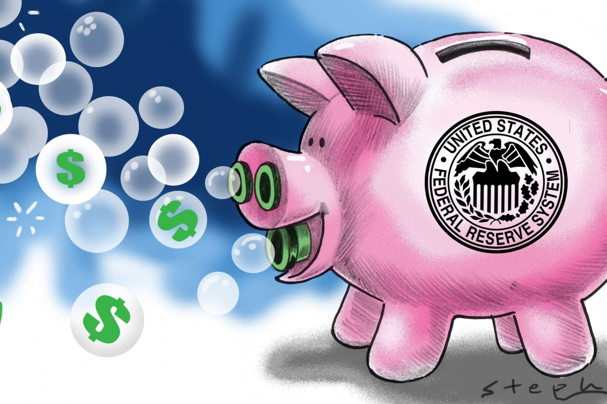 "Is The ""Mother Of All Bubbles"" About To Pop? - The Washington Standard"