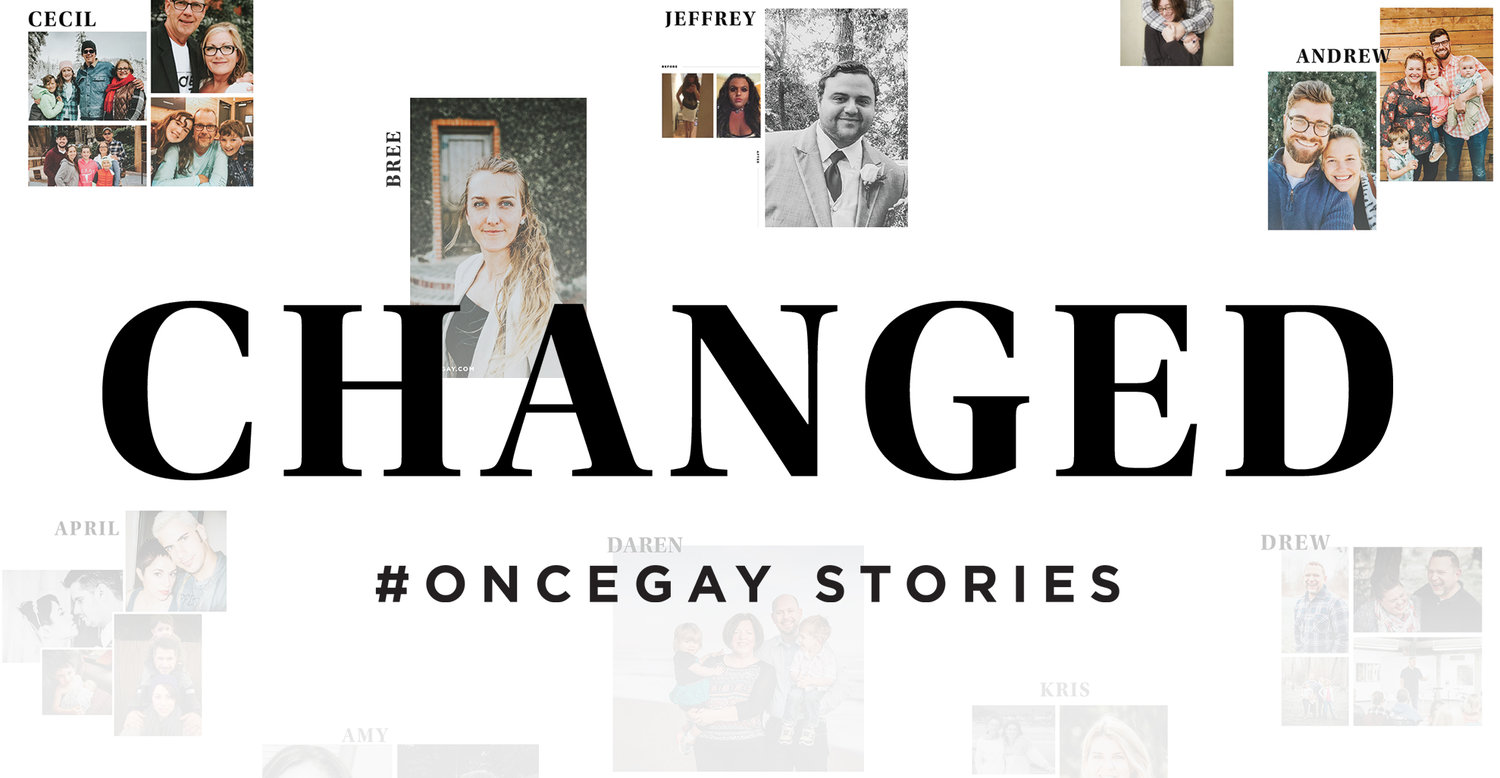 Changed - #ONCEGAY STORIES
