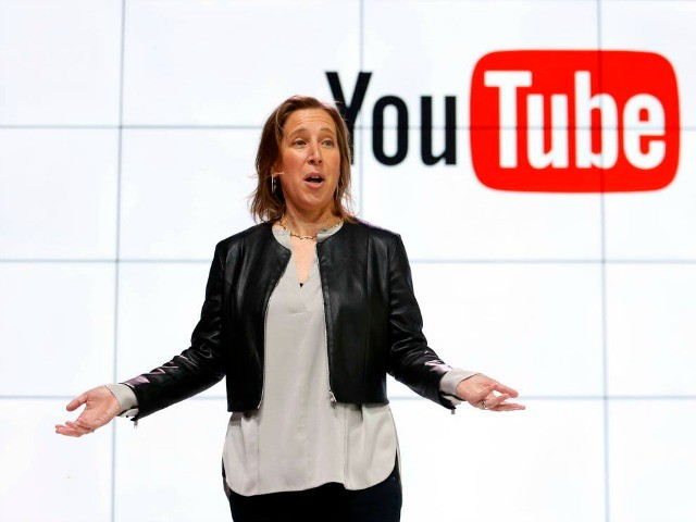 YouTube Will Ban Alleged Whistleblower's Name, Use Machine Learning to Censor   Breitbart