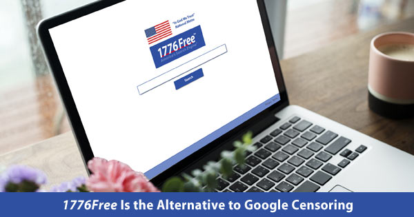 1776Free Is the Pro-America Search Engine