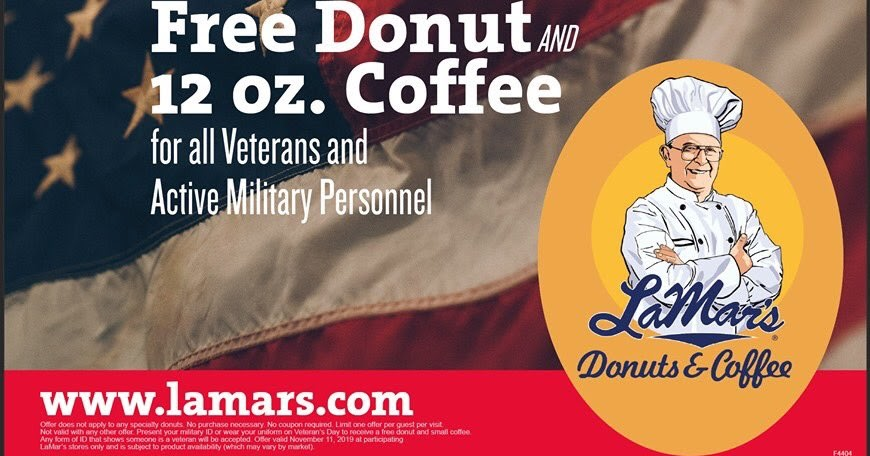 ATN NEWS: Veterans Day free food: 100-plus restaurants have deals for vets