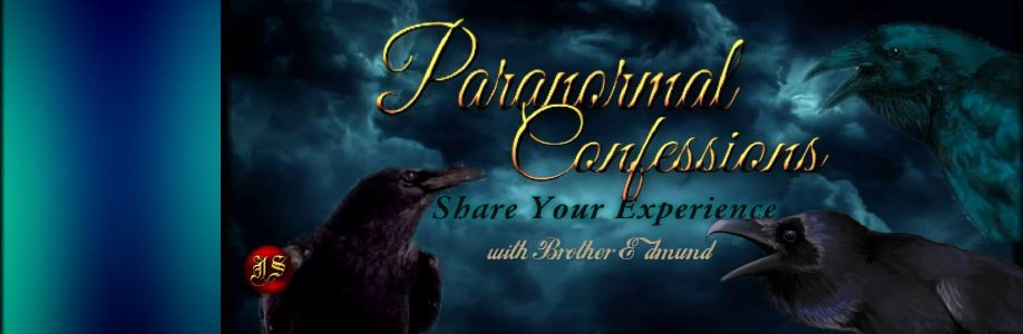 Paranormal Confessions Cover Image