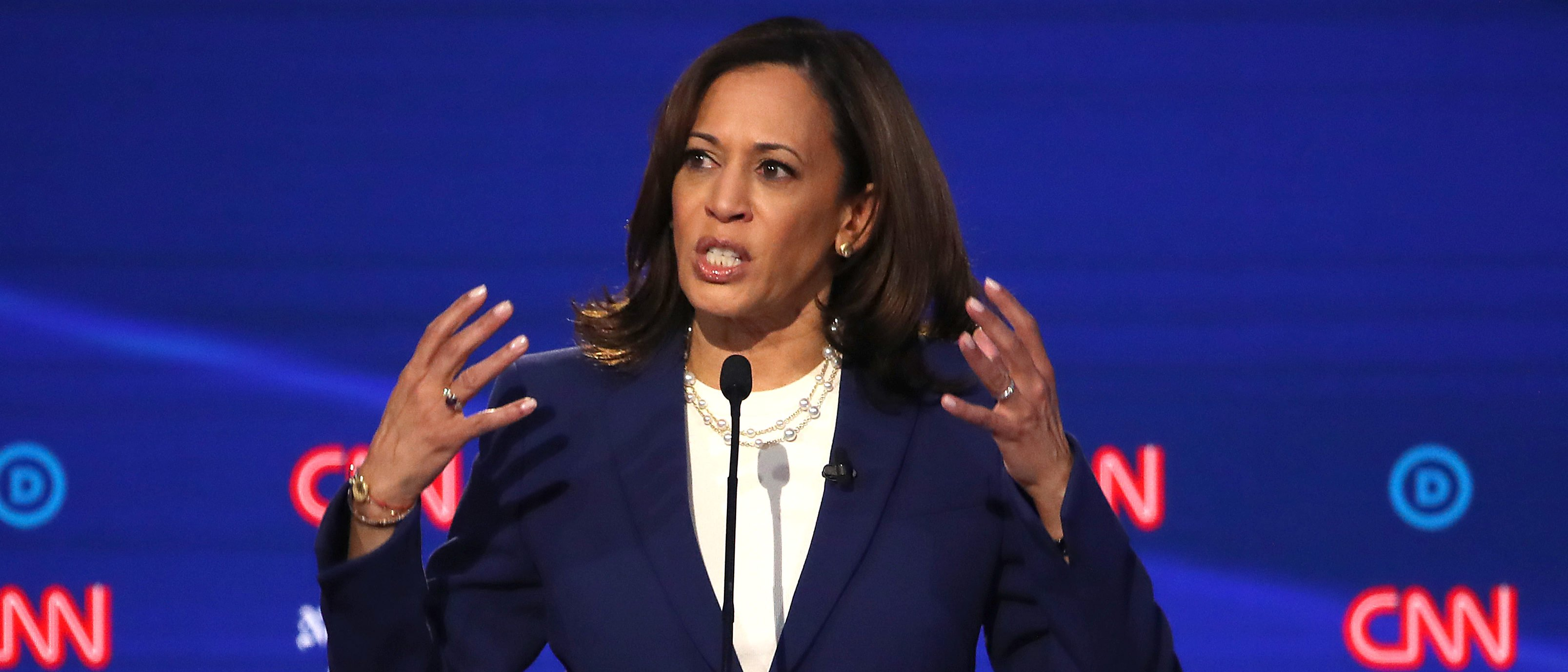 New York Times Obtains Resignation Letter From Kamala Harris Staffer | The Daily Caller