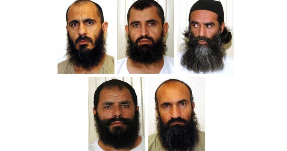 Joe Biden Condemns Trump's Pardon of US Fighters - Ignores Obama Pardoning Gitmo Five or Sending a Pallet of Cash to Iranian Regime