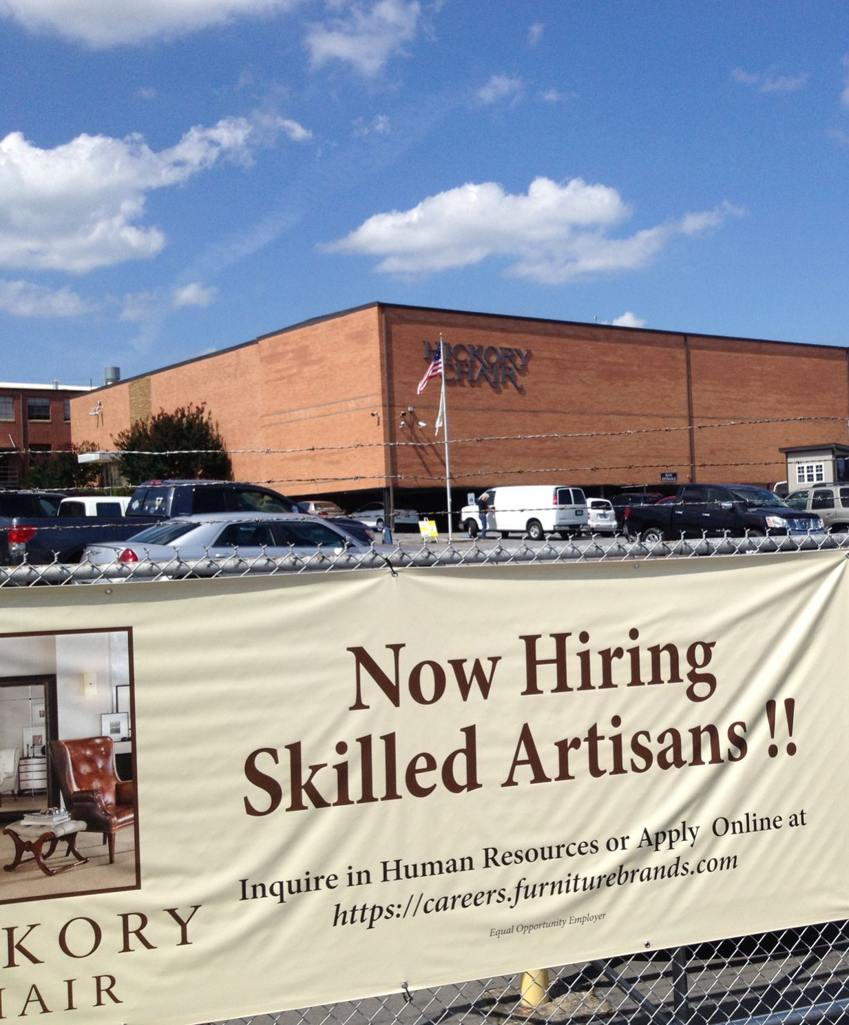 BOOM: Furniture 'Renaissance' in NC Drives Demand for Skilled Workers | First In Freedom Daily