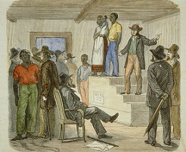 Slave Trade: Historical Classroom Lesson Results in Cries of Racism – Def-Con News