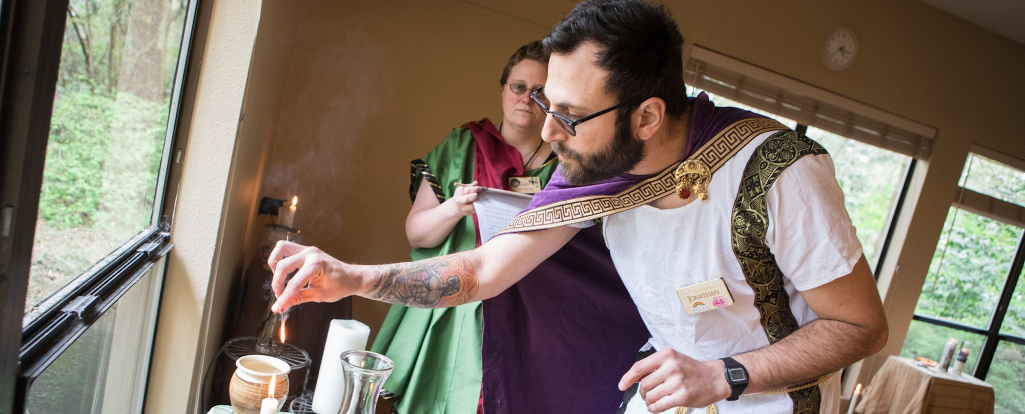 Meet the Modern-Day Pagans Who Celebrate the Ancient Gods