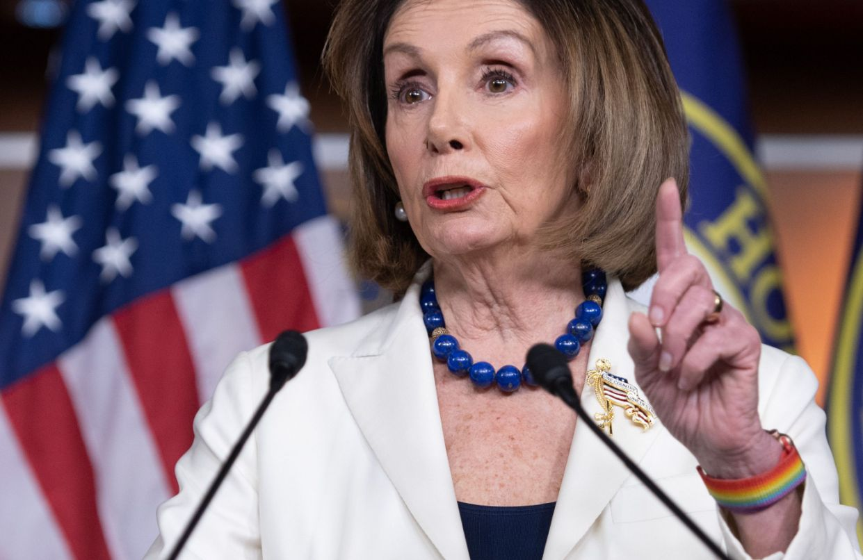 UNHINGED House Democrats Vote To Approve Articles Of Impeachment