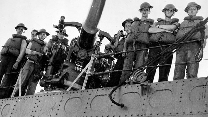 Remember Pearl Harbor: The Men and the Guns - Guns in the News