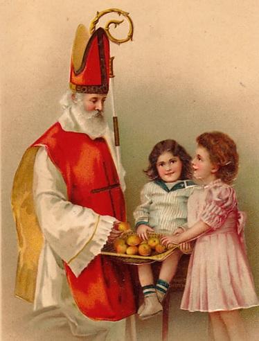 St. Nicholas Day – German Culture