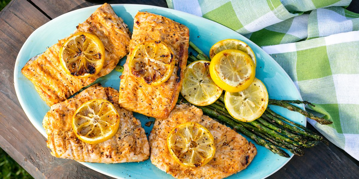 45+ Best Healthy Salmon Recipes - How To Cook Easy Salmon