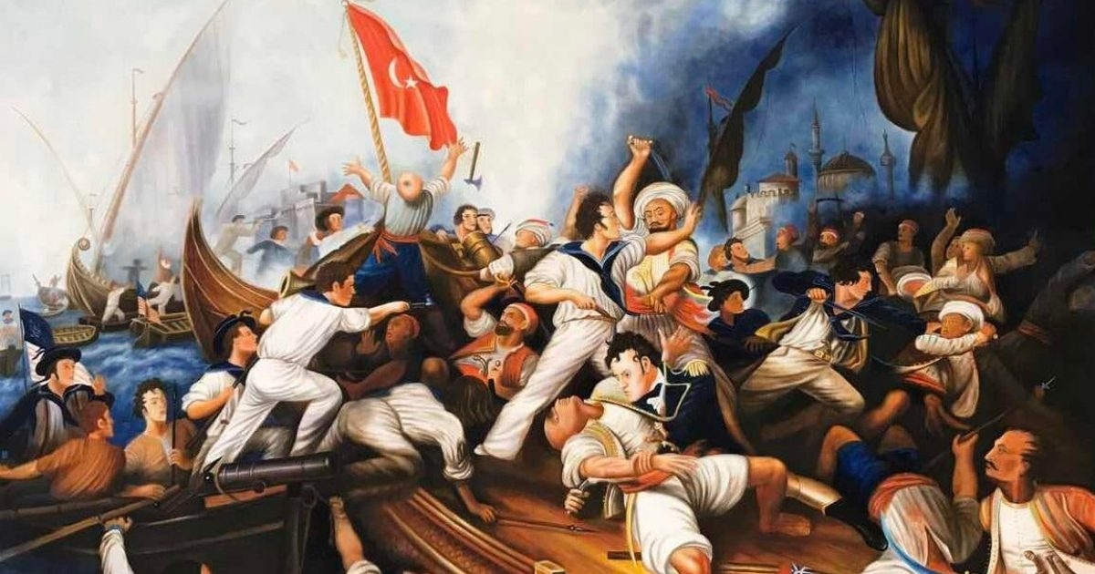 Slavery In Tripoli, Genocide & The Barbary Wars » Sons of Liberty Media
