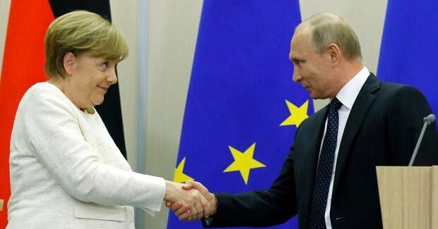+++ Heck Ticker +++ Heck Ticker +++: Merkels Arroganz  führte zu den Sanktionen gegen Nord Stream 2