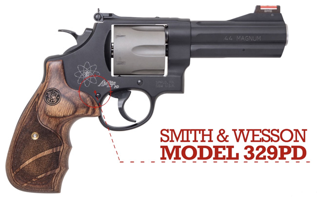 Gun of the Week: Smith & Wesson Model 329PD - Guns in the News