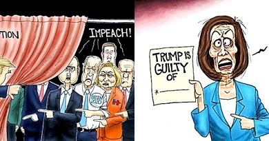 SlantRight 2.0: The Coup Against Trump – IMPEACH All Dems