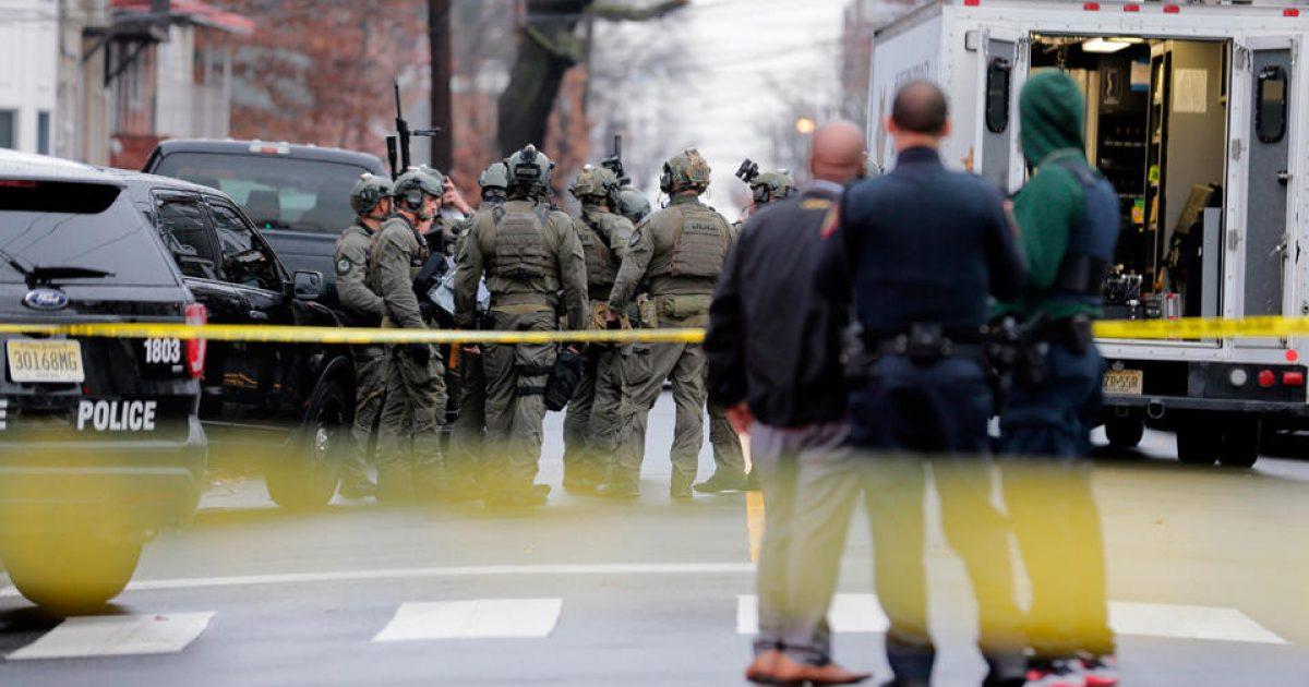 New Jersey: Massive Shootout - Multiple Police Officers Shot » Sons of Liberty Media