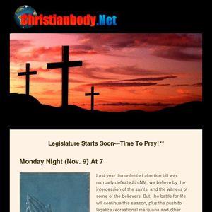 New Mexico Prayer Event