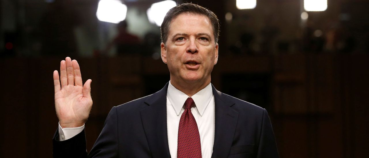 Comey Says He Was 'Wrong' About FBI's Surveillance Abuse, But Downplays His Own Role In Bungled Case - The Bold Conservative