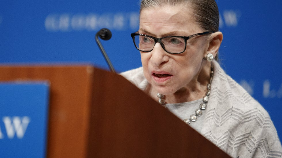 Ginsburg health scare raises prospect of election year Supreme Court battle | TheHill