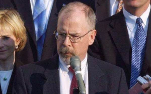 BREAKING: US Attorney John Durham Releases Statement Disputing IG Report Conclusions