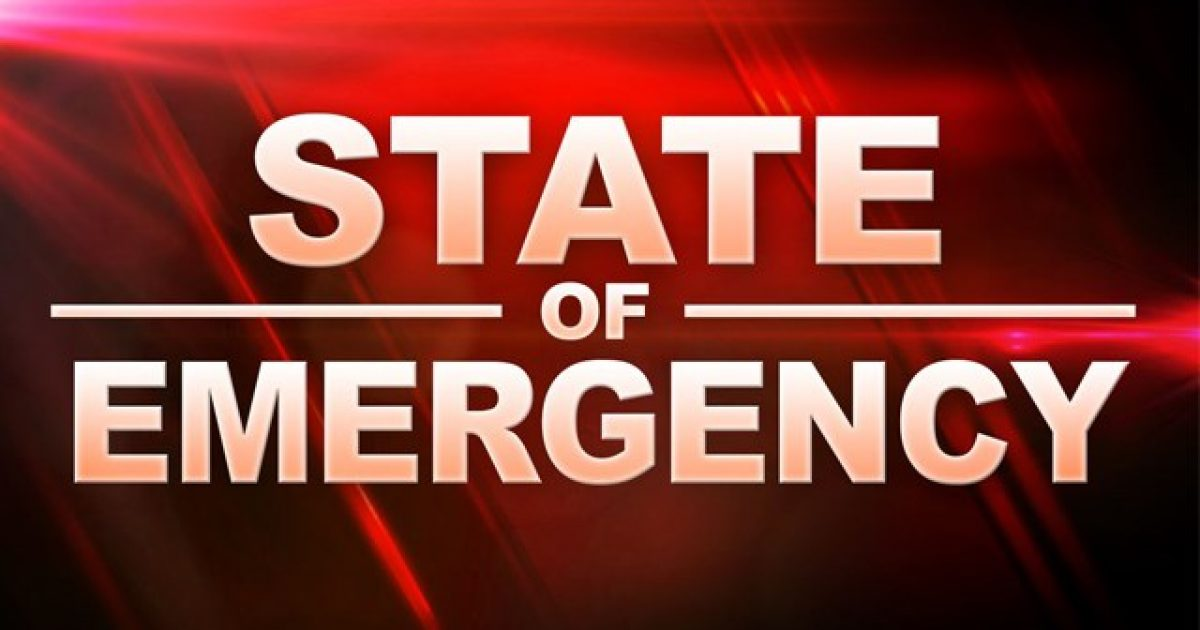 State Of Emergency Declared And National Guard Deployed