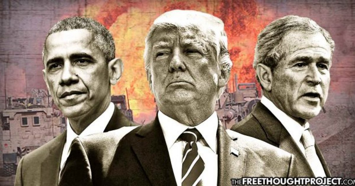 Documents Prove Bush, Obama & Trump All Lied - Sent Troops to Die In Afghanistan For No Reason » Sons of Liberty Media