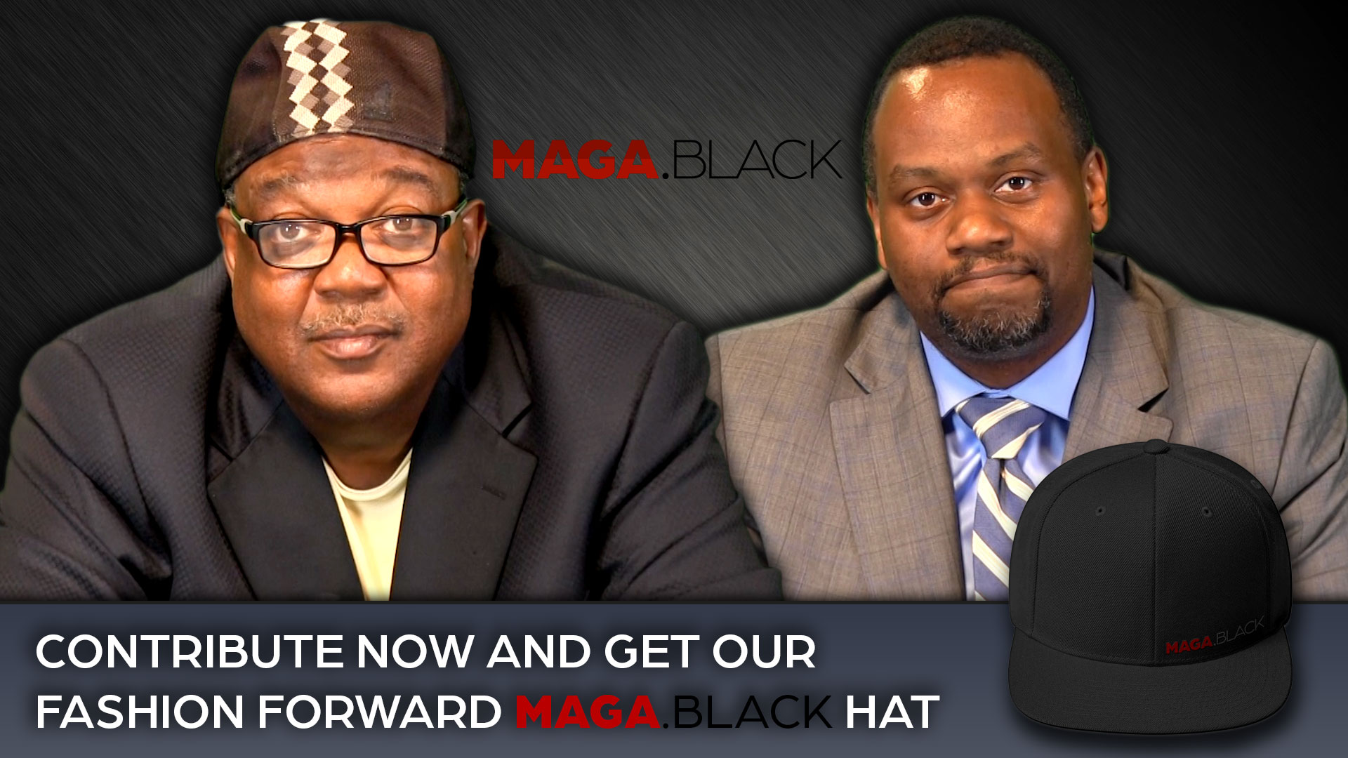 Make Black Americans Republican Again | Maga.Black | maga.black
