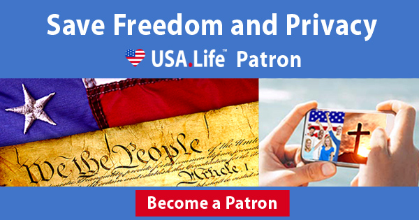 USA.Life is the most important website to save America, Christianity and the Constitution.