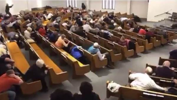 THE CASE FOR CONSTITUTIONAL CARRY: Sundays Texas Church Shooting Cost One Church members Life And Injured Another, Before Four Armed Members Took Him Out, Saving Countless Lives (VIDEO)  Evans News Report