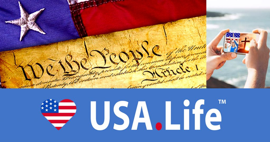 USA.Life Is the Answer to Facebook Censoring Christians, Conservatives and Liberty