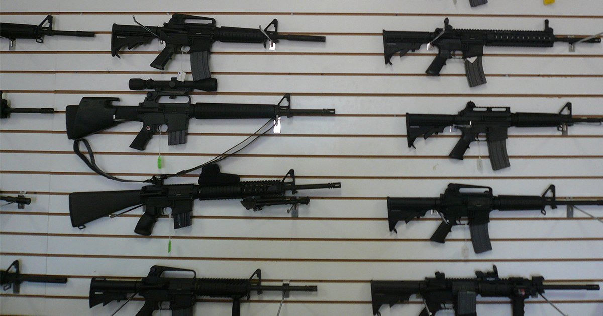 Americans Bought Enough Guns on Black Friday to Arm the Marine Corps – Yet Again! | Tribunist