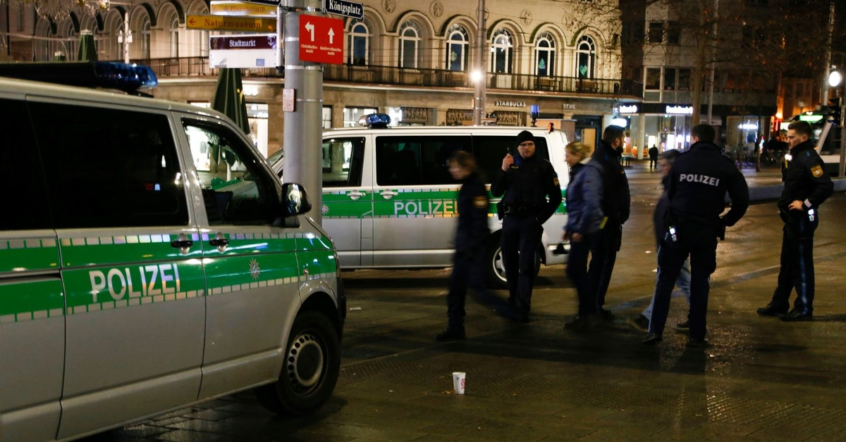 Augsburg: Weihnachtsmarktbesucher kaltblütig ermordet