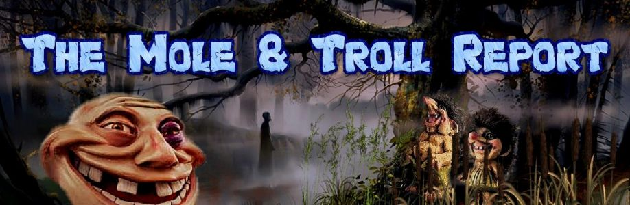 The Mole and Troll Report Cover Image