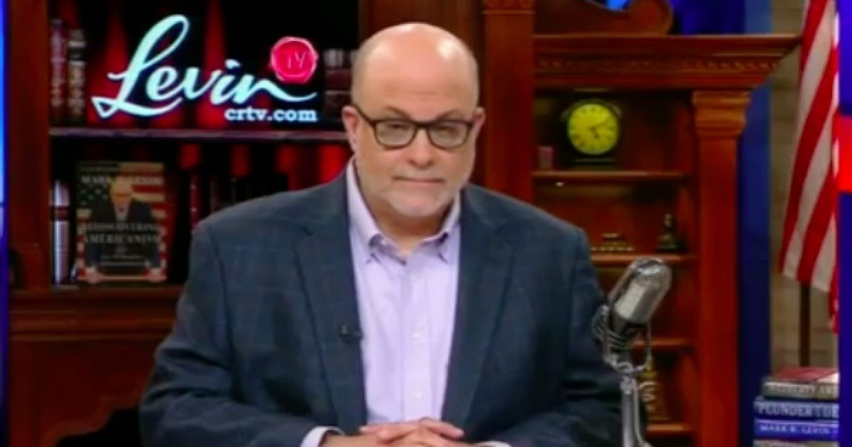 """Mark Levin Warns Five """"Weak Link"""" Republicans to Stop Senate Democrats on Impeachment: """"This should be dismissed"""""""