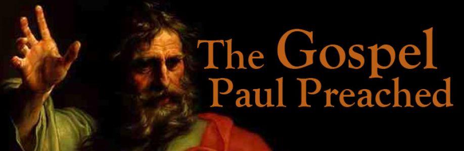 Pauls Gospel Cover Image