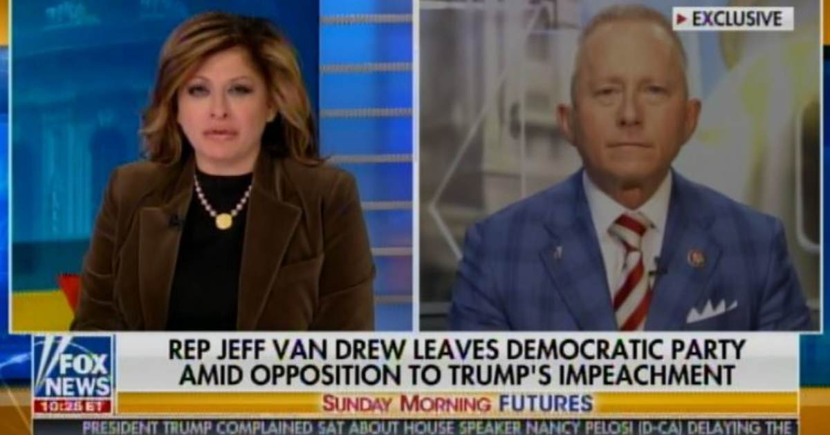 HUGE! GOP Rep. Jeff Van Drew Says 100,000 Supporters Request Tickets to the Trump Wildwood, NJ Rally -- Most Tickets Ever Requested! (VIDEO)
