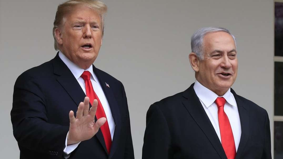 THE DEAL OF THE CENTURY gives Palestinians east Jerusalem for it's capital