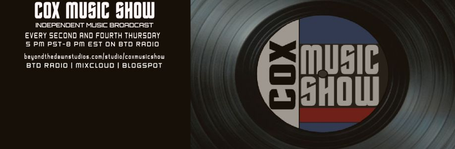 Cox Music Show Cover Image