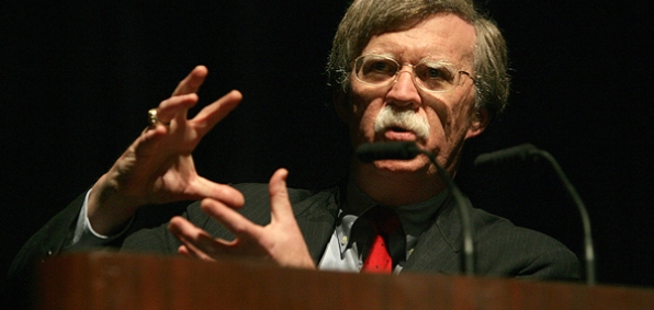 Trump slams Bolton, book: 'If I listened to him, we would be in World War 6 by now' - WND