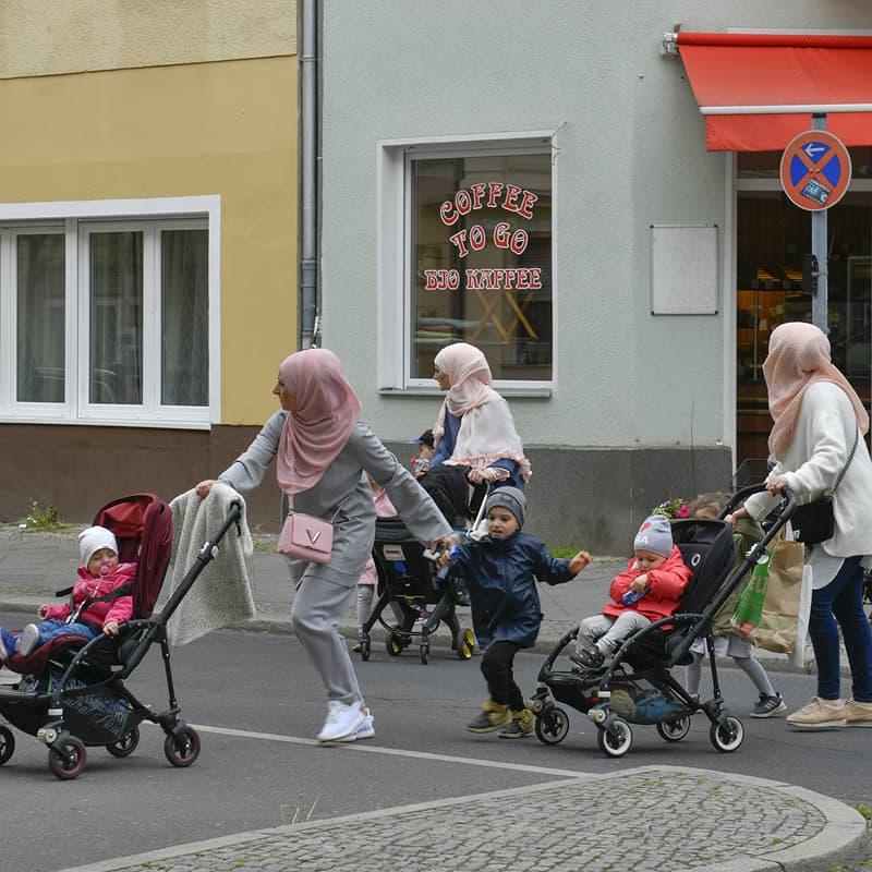 Amtliche Zahlen bestätigen Babyboom unter bildungsfernen Migrantinnen: In Deutschland tickt eine soziale Zeitbombe! – Deutschland Kurier