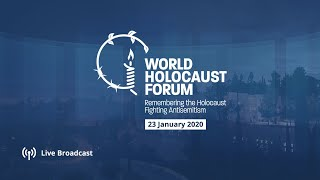 "The 5th World Holocaust Forum: ""Remembering the Holocaust: Fighting Antisemitism"
