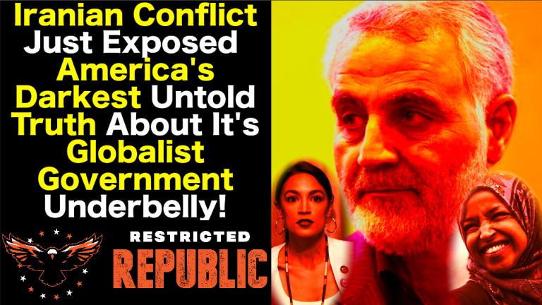 Iranian Conflict Exposes Darkest Truth About America's Globalist Government Underbelly! | Alternative