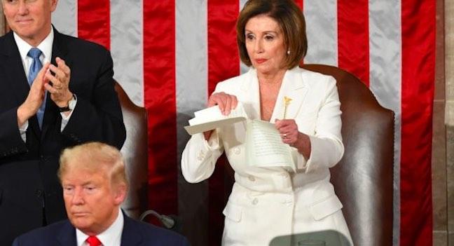 Democrats Have Major Meltdown During President Trump's SOTU Speech – Def-Con News
