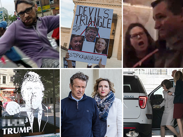 Rap Sheet: ***639*** Acts of Media-Approved Violence and Harassment Against Trump Supporters