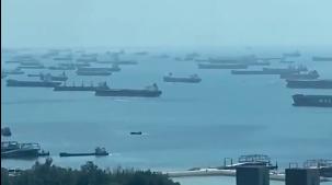 """Tankers, Tankers. Everywhere!"" - Virus Causes Historic' Traffic Jam' Across Asian Supply Lines   Zero Hedge"