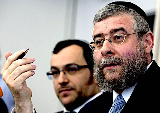 Chief Rabbi Complains That Jews No Longer Have A Media Monopoly Because of the Free Internet | Christians for Truth