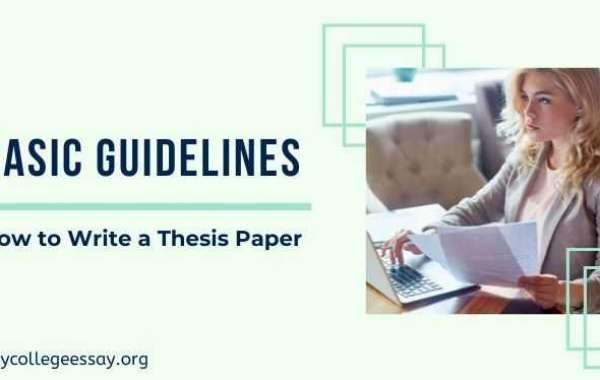 Basic Guidelines to write Thesis Paper