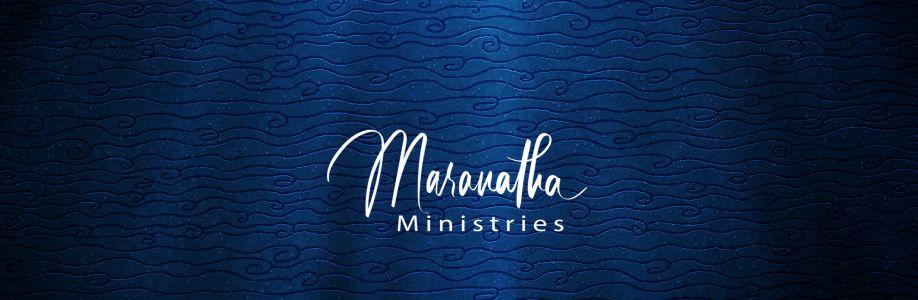 Maranatha Ministries Cover Image