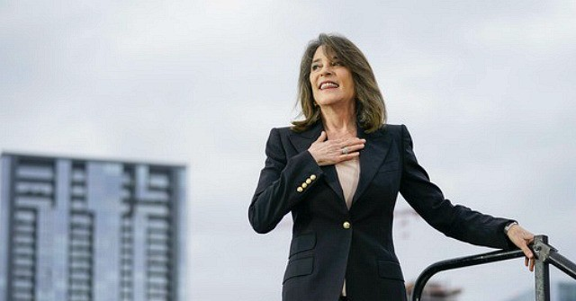 Marianne Williamson: 'The Energy Is Unquestionably' with Bernie Sanders