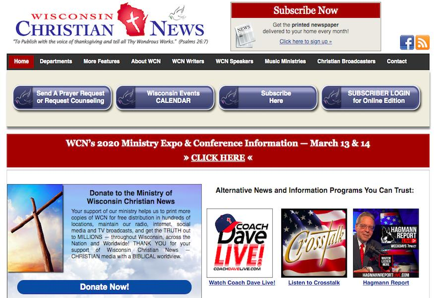 The 'WCN' Story – True Conservative Pundit